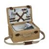 Kosz piknikowy z wyposażeniem dla 4 osób Cilio Caslano