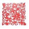 Panele dekoracyjne 4 szt. Koziol Alice czerwone