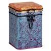 Puszka na herbatę 150g Eigenart Orientalna niebiesko-fioletowa