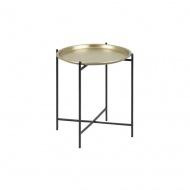 ACTONA stolik kawowy OSBORN złoty - metal