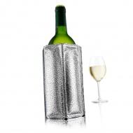 Aktywny schładzacz do wina na 700 ml Vacu Vin srebrny