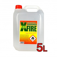 Alkohol etylowy skażony Bioetanol 5l EkoXfire