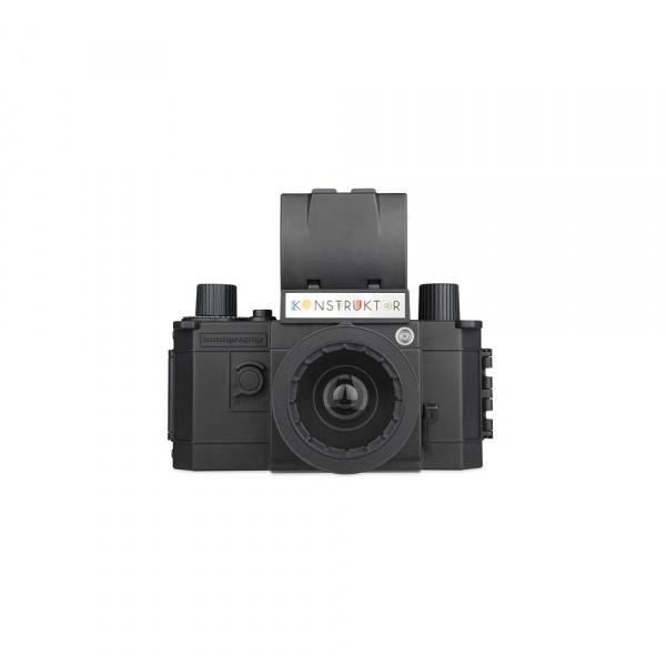 Aparat lomograficzny Konstruktor Flash SRL DIY Camera Kit HP150SLR
