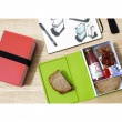 BB - Lunch box- książka, czerwony BK-LB004