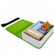 BB - Lunch box- książka, zielony BK-LB001