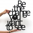 BE THE CHANGE YOU WANT TO SEE BTC1-1