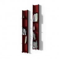 Biblioteczka Libra 1 D2 czerwona