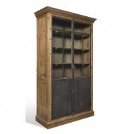 Biblioteka Grenier 130x50cm Miloo Home Loft naturalna