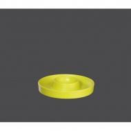 Biodegradowalny kieliszek na jajko 10x2 cm Zassenhaus zielony