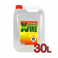 Biopaliwo 30 litrów Ekoxfire - bioetanol do biokominków