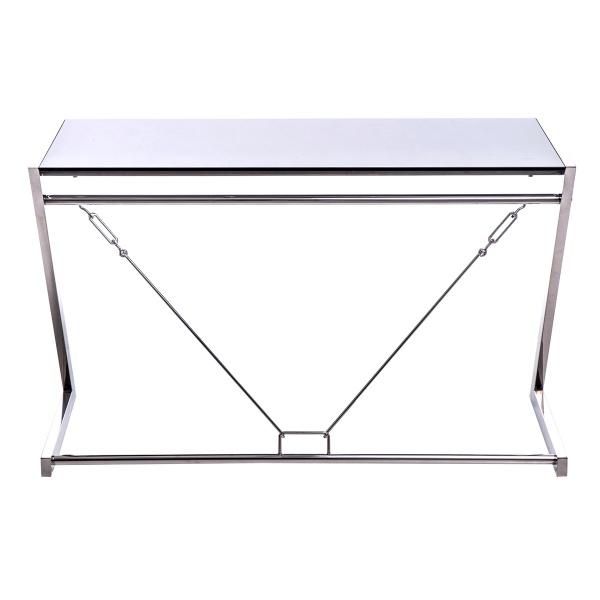 Biurko D2 Deal czarne szkło DK-63394