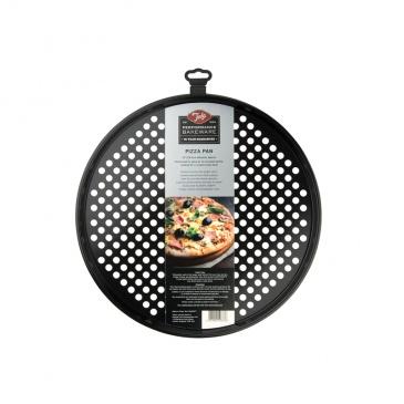 Blacha do pieczenia pizzy 35,5 cm Tala Performance czarna