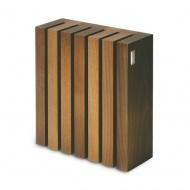 Blok do noży drewniany