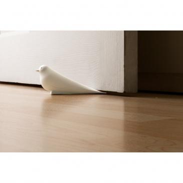Bloker stoper do drzwi Dove gołąb czarny 10095-BK