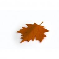 Bloker stoper do drzwi jesienny liśćpomarańczowy 10072-OR