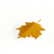 Bloker stoper do drzwi jesienny liśćżółty 10072-YW