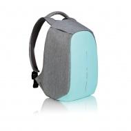 Bobby Compact plecak antykradzieżowy miętowy