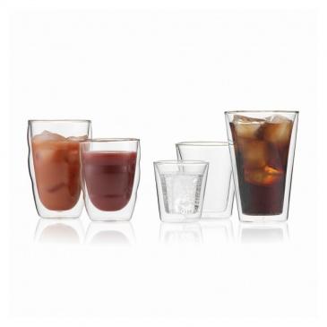 BODUM - Zestaw 6 szklanek 0,35 l., Pilatus
