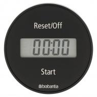 BRABANTIA - Tasty+ - Magnetyczny timer kuchenny - Szary