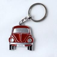 Brelok 0,3x4x10 cm BRISA VW BEETLE czerwony