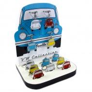 Brelok 0,3x4x10 cm BRISA VW BEETLE niebieski