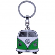 Brelok 0,3x4x10 cm BRISA VW Bus zielony