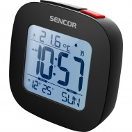 Budzik z termometrem Sencor SDC 1200 B