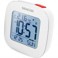 Budzik z termometrem Sencor SDC 1200 W