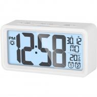 Budzik z termometrem Sencor SDC 2800 W