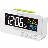 Budzik z termometrem Sencor SDC 4800 W