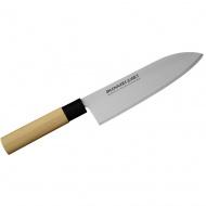 Bunmei Nóż Santoku 18cm
