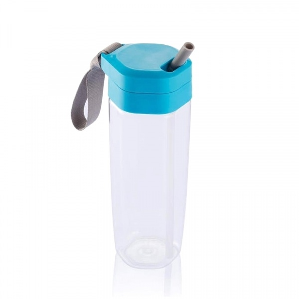 Butelka 650 ml XDDesign Activity niebieska XD-P436.045