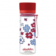 Butelka Aveo 0,35L Aladdin Hydration czerwona