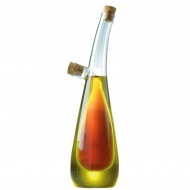 Butelka do oliwy lub octu 250ml Typhoon Seasonings przezroczysta