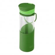 Butelka Enjoy 0,55L Aladdin Hydration szklana zielona