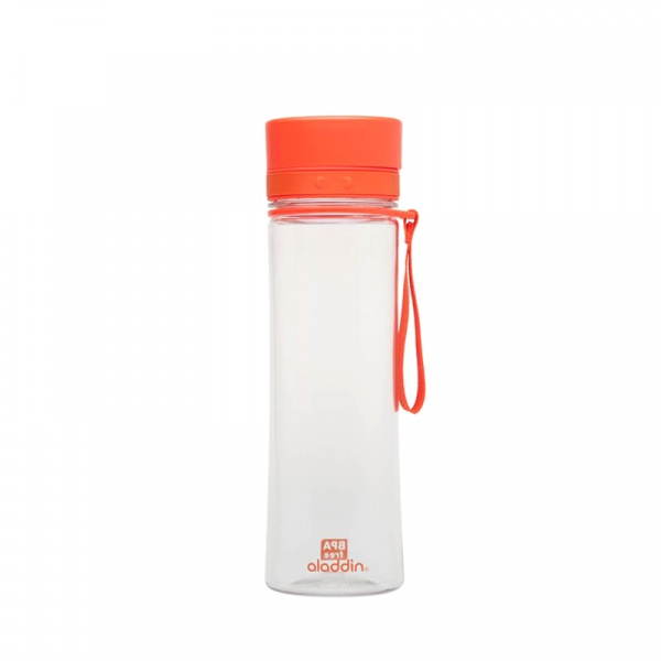 Butelka na napoje 0,6 l Aladdin Aveo czerwona AL-10-01102-070