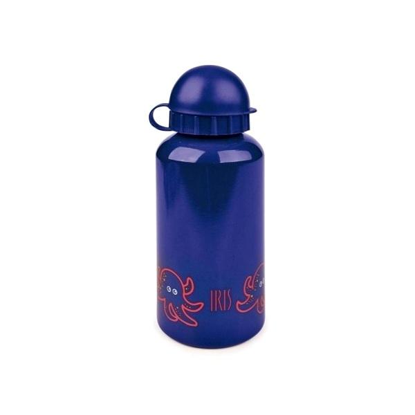 Butelka na napoje dla dzieci Iris Snack Rico granatowa 8001-A-07