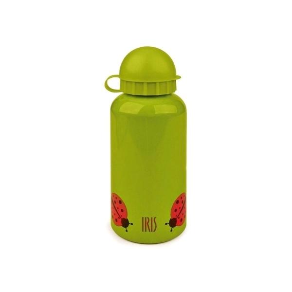Butelka na napoje dla dzieci Iris Snack Rico zielona 8001-A-04
