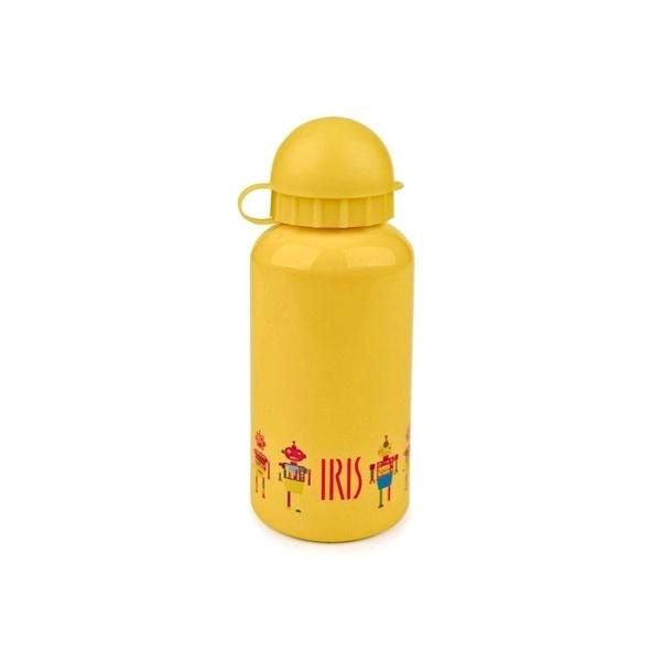 Butelka na napoje dla dzieci Iris Snack Rico żółta 8001-A-11