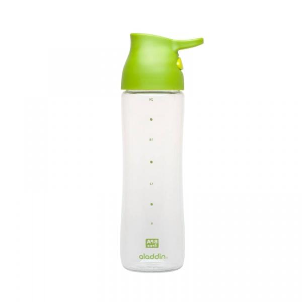 Butelka na napoje jednoręczna 0,7 l Aladdin Aveo zielona AL-10-01320-076