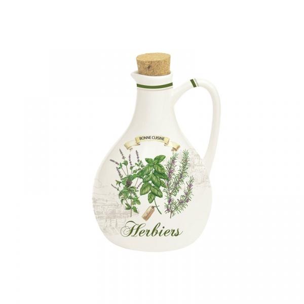 Butelka na oliwę 0,5L Nuova R2S Cuisine Maison 828 HERB