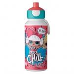 Butelka na wodę 400 ml LOL dla dzieci L.O.L. Campus