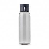Butelka na wodę 600ml Dot Joseph Joseph szara