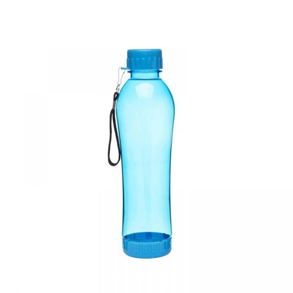 Butelka plastikowa na wodę 0,7 l Sagaform Picnic niebieska SF-5017169