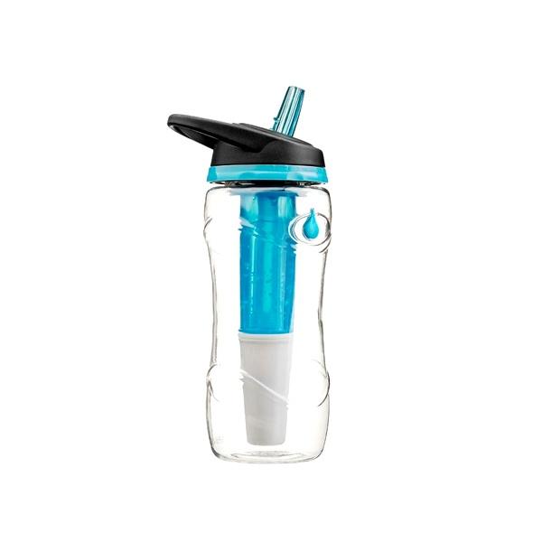 Butelka PURE 710 ml z żelowym wkładem i filtrem Cool Gear 751