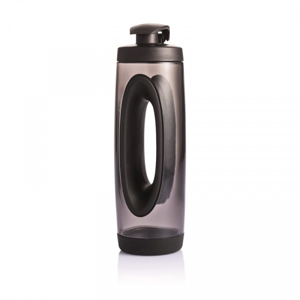 Butelka sportowa 550ml XDDesign BOPP czarny XD-P436.031