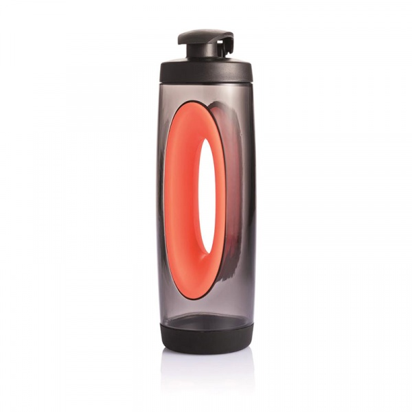 Butelka sportowa 550ml XDDesign BOPP czerwona XD-P436.034