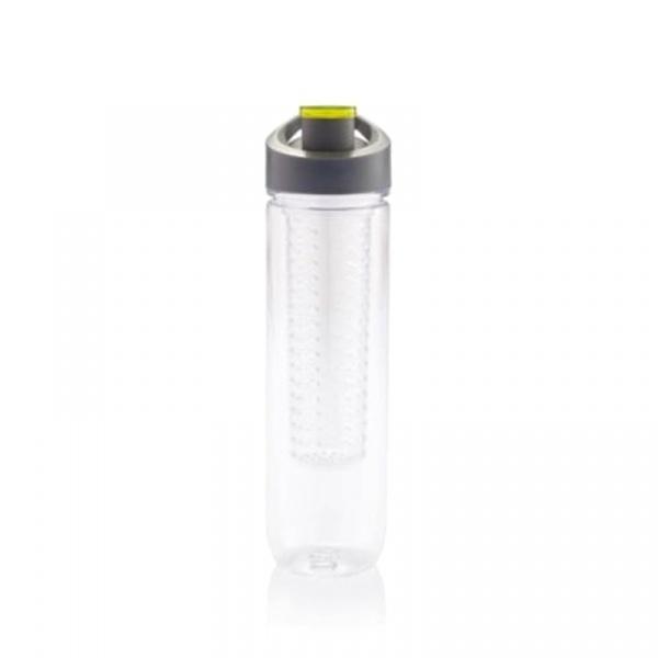 Butelka z wkładem chłodzącym 800 ml XDDesign Tritan zielona XD-P436.057