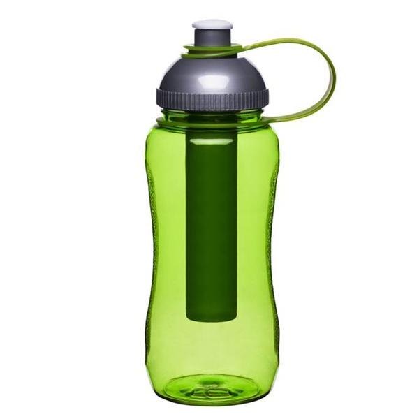 Butelka z wkładem na lód 0,52 l Sagaform Picnic zielony SF-5016295