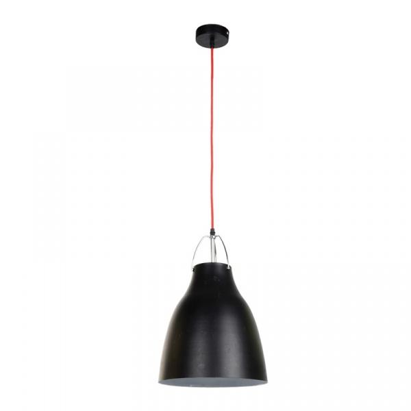 Carlo wisząca czarna LP-862/1P czarna